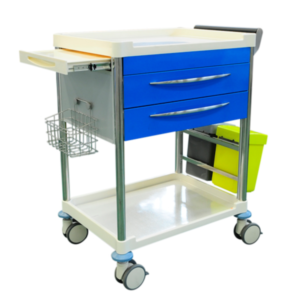 Treatment Trolley – 2 Drawer