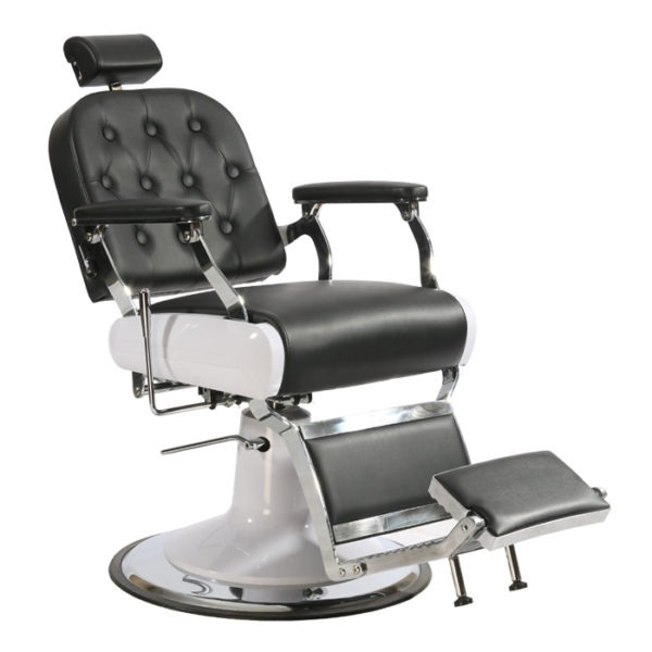 The Don Barber chair Black